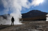 Me at the Geysers del Tatio